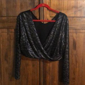 Fashion to Figure dressy blouse